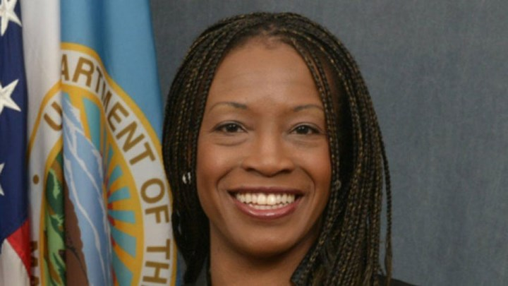 portrait of USFWS Director Aurelia Skipwith