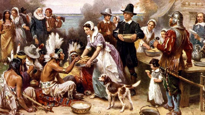 Giving Thanks—Today and Every Day